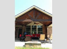 Covered Patio/A Frame/Stained Cedar Beams   Pools by
