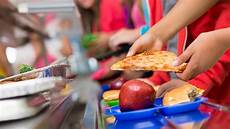 kids who are time crunched at school lunch toss more and