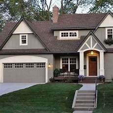 50 beautiful exterior paint colors for house with brown roof exteriordesigncolor paintcolors