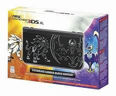 nintendo 3ds console new nintendo 3ds xl sun moon solgaleo lunala