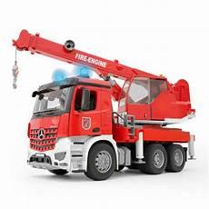 Bruder Spielzeug Ausmalbilder Bruder Spielzeug Mb Arocs Feuerwehr Kran Auto Mit Light