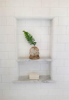 Tile Niche Shelf