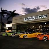 A Beautiful Place For Cars Lamborghini  Cool