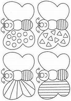 picture pattern worksheets for kindergarten 344 9 best worksheet for images paint by number motor skills worksheets