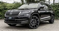 213 Hp Skoda Kodiaq By Abt Is No Rs But It Ll To Do