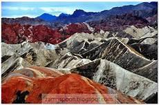 Infojelita 6 Foto Gunung Warna Warni Keajaiban Dunia