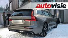 Future Volvo V60 Onthulling Volvo V60 2018 Autovisie Vlog