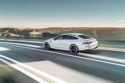 2019 Mercedes AMG GT 4 Door Coupe Arrives In Geneva  The
