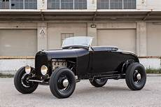 ultra traditional 1928 ford model a roadster with a cragar