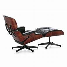 sessel charles eames lounge chair ottoman santos palisander