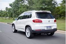 2014 Vw Tiguan R Line Sporty Yet Supple Review The