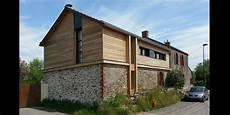 Sur 201 L 201 Vation En Ossature De Bois Maison Bois D Architecte