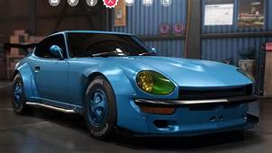 Need For Speed Payback  Nissan Fairlady 240ZG Derelicts