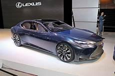 Lexus Lf Fc Tokyo Motor Show 2015 Autobild De