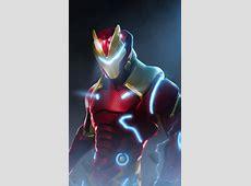 1280x2120 Fortnite X Marvel Iron Man iPhone 6  HD 4k