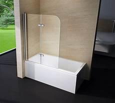 vetro vasca bagno faltwand adattatore schermo doccia vasca da bagno nano