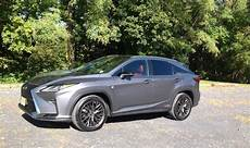 2016 Lexus Rx 450h Awd F Sport Review By Heilig