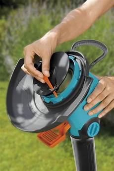 gardena akku trimmer gardena turbotrimmer easycut li 18 23r
