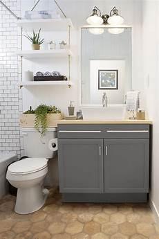 bathroom ideas lowes a builder grade bathroom transformation with lowe s interiors