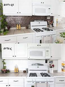 How To Paint Kitchen Tile Backsplash How To Paint A Tile Backsplash 187 Brigham