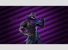 First raven pic made with paint.net : FortNiteBR