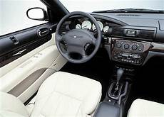 all car manuals free 2001 chrysler sebring interior lighting 2001 chrysler sebring convertible page 1 review the car connection