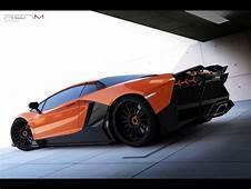 2012 RENM Lamborghini Aventador Limited Edition Corsa