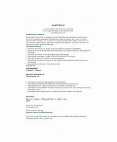 21 fresher resume templates pdf doc free premium templates
