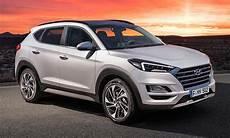 Hyundai Tucson Facelift New York Auto Show 2018