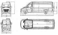 Mercedes Sprinter Box Dimensions 1 Caravan