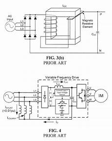 patent us8605469 ac side soft charge circuit for variable frequency drives patents