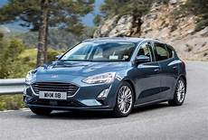 Ford Focus 2018 Company Car Review Parkers