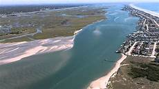 south end of topsail island nc 10 8 11 youtube