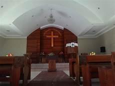 Di Gereja Hkbp Sekupang Batam Indonesia