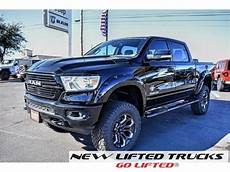 2019 ram 1500 black widow new lifted truck for sale in