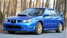 subaru impreza wrx sti 2006 2006 subaru impreza wrx sti for sale on bat auctions