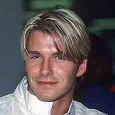 David Beckham Young 50 Super Cool David Beckham Hairstyles Over The Years