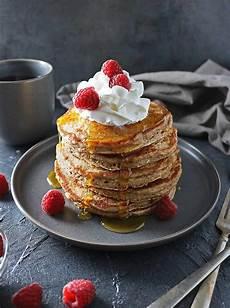 easy oatmeal pancakes gluten free recipe savory spin