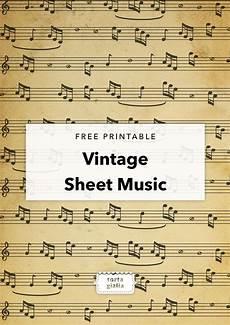 free printable vintage sheet music music crafts vintage sheet music sheet music crafts