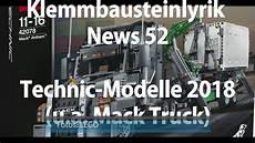 lego technic neuheiten 2018 lego technic mack anthem truck 42078 und andere technic