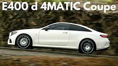 2018 mercedes e400 4matic coupe larger and more