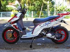 Modifikasi Motor Skydrive by Modifikasi Motor Matic Suzuki Skydrive Thecitycyclist