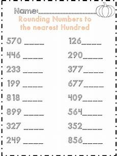 rounding word problems worksheets 3rd grade 11401 third grade fall math ela packet common aligned rounding numbers