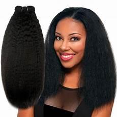 Coarse Texture Hair Weave