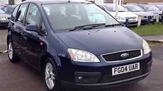 ford focus c max 2004 2004 04 ford focus c max at www gullwingcarsales co uk