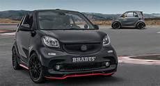 brabus 125r is the mighty mouse of smart fortwo cabrios
