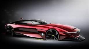 Sketch Book On Behance  Futuristic Cars Car Design