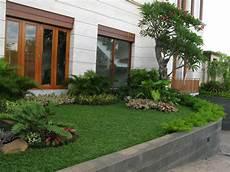 60 Contoh Taman Rumah Minimalis Type 21 Terbaru
