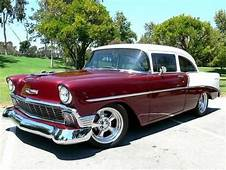 1956 Chevrolet 210  Except For The Mags And 2 Doors