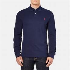 polo shirts sleeve sleep polo ralph s slim fit sleeved polo shirt